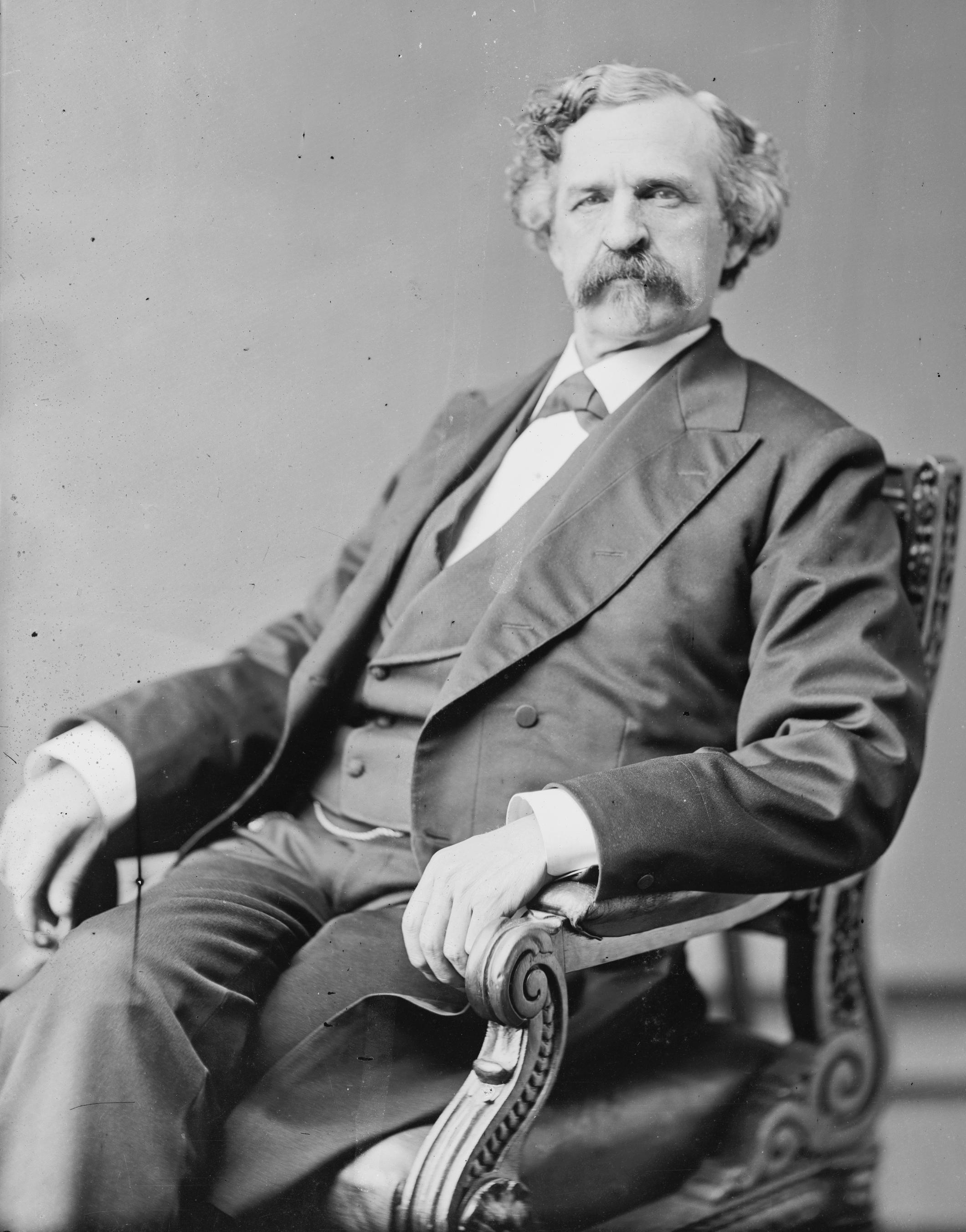 John J . Patterson