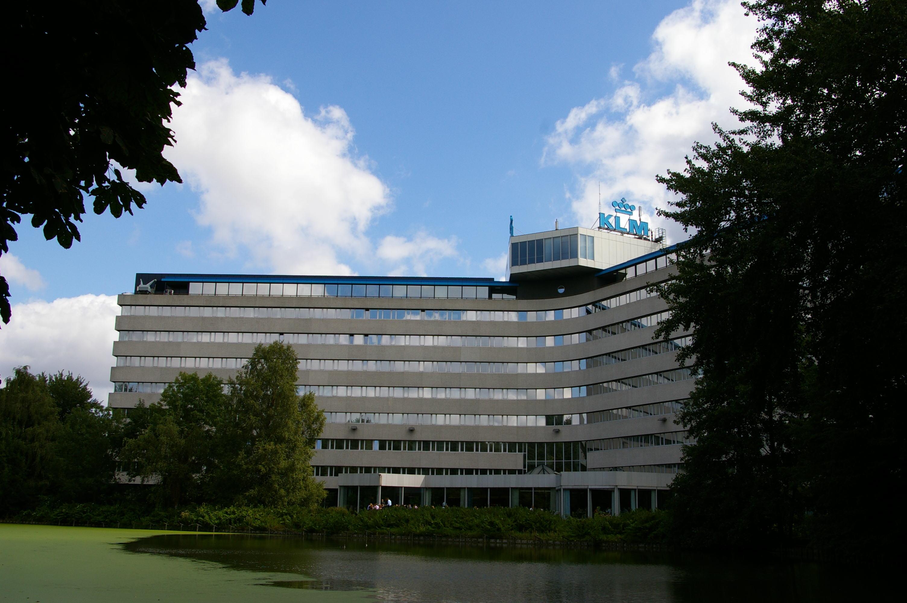 Resultado de imagen para headquarters KLM