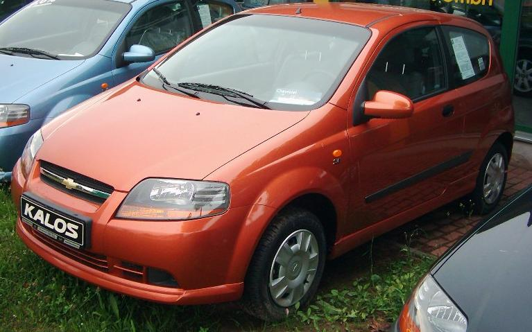 Chevrolet Kalos Wikipedia
