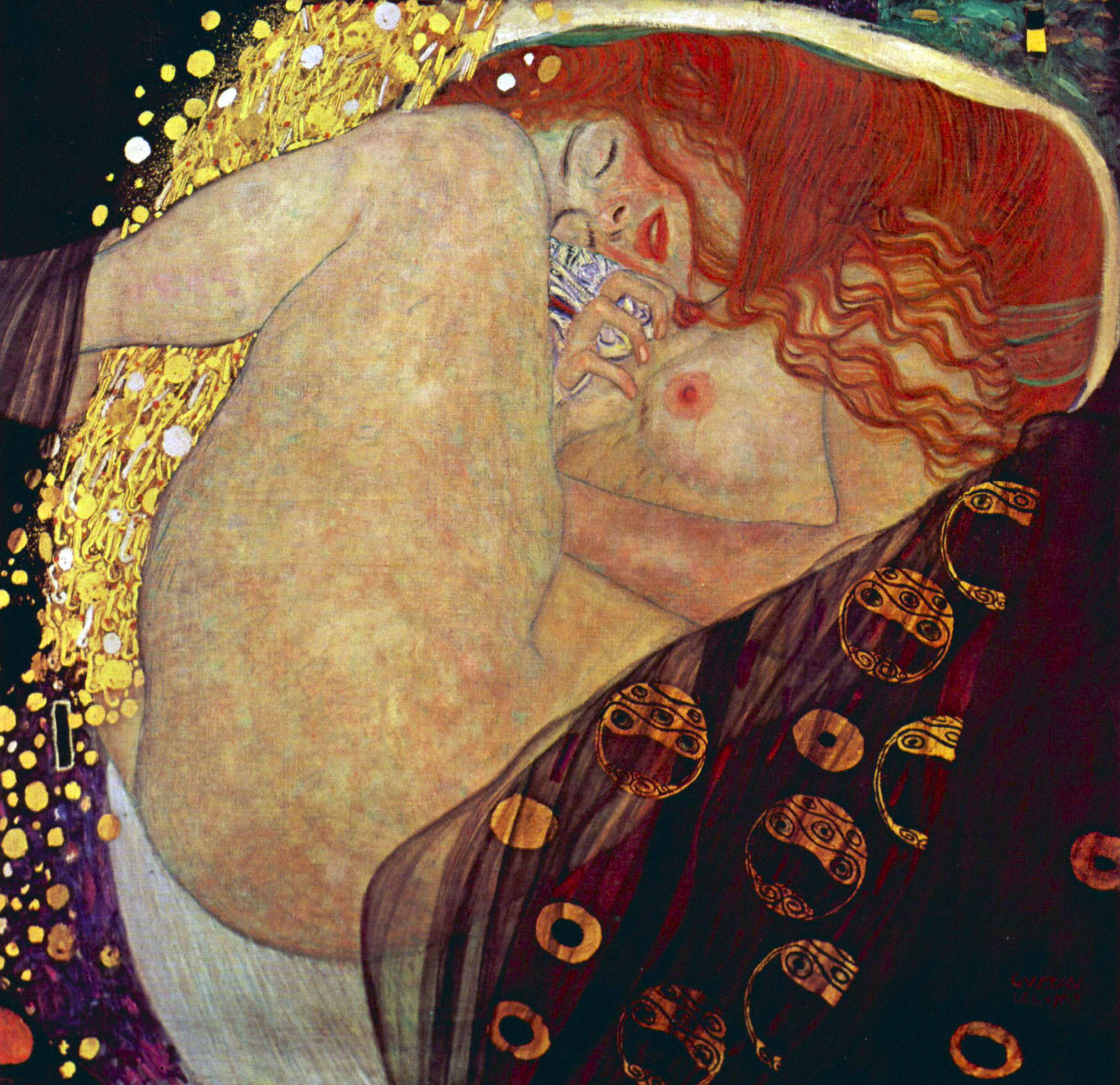 Uitgelezene Danaë (Klimt) - Wikipedia HU-88