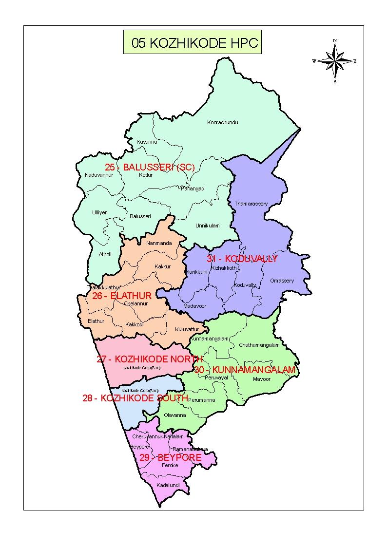 Kozhikode (Lok Sabha constituency) - Wikipedia