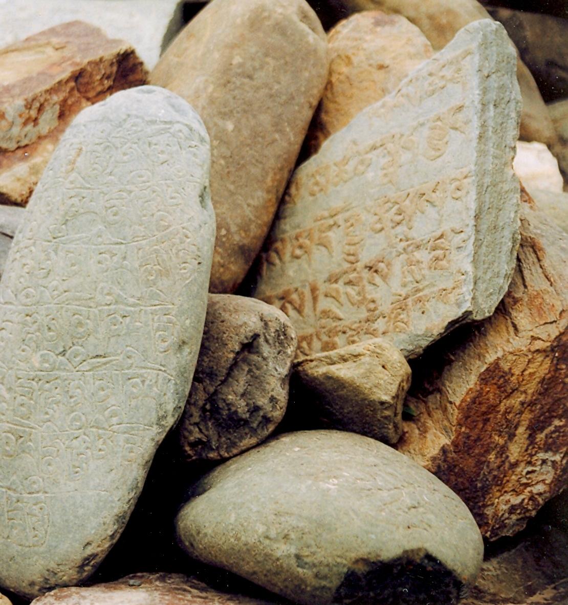 Mani stone - Wikipedia