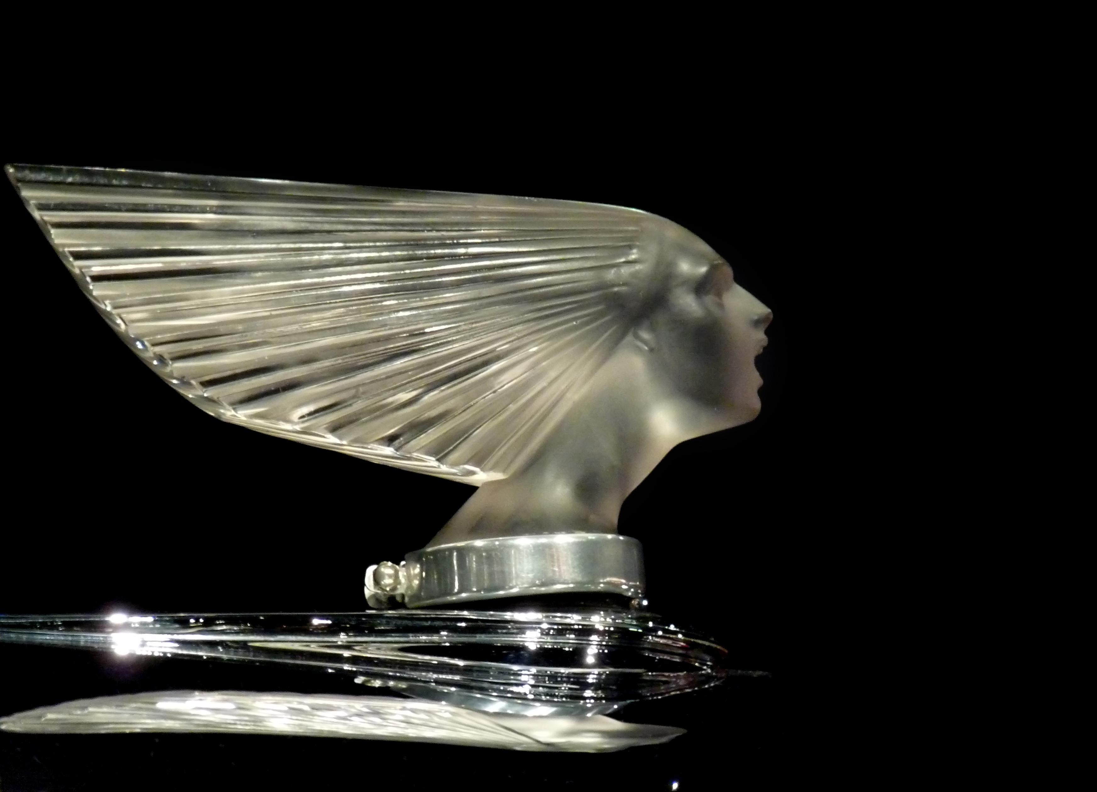 File Lalique Quot Spirit Of The Wind Quot Mascot Flickr