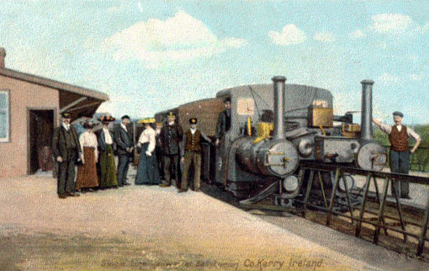 Ballybunion to Killarney - 4 ways to travel via train, bus ...