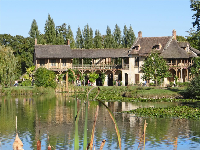 File le hameau de la reine versailles 8040177482 jpg for Jardin romantique francais