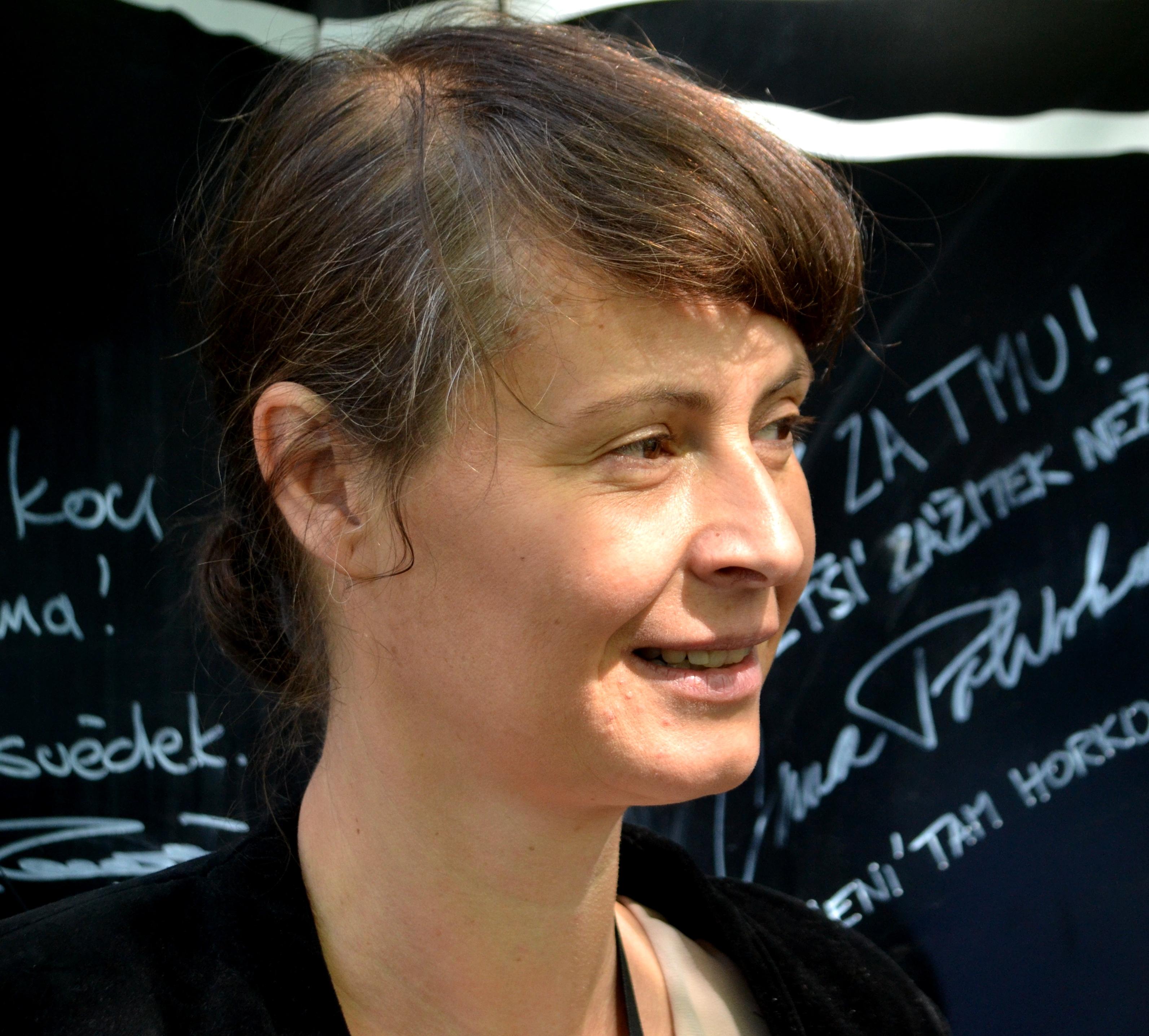 Lenka Vlasakova