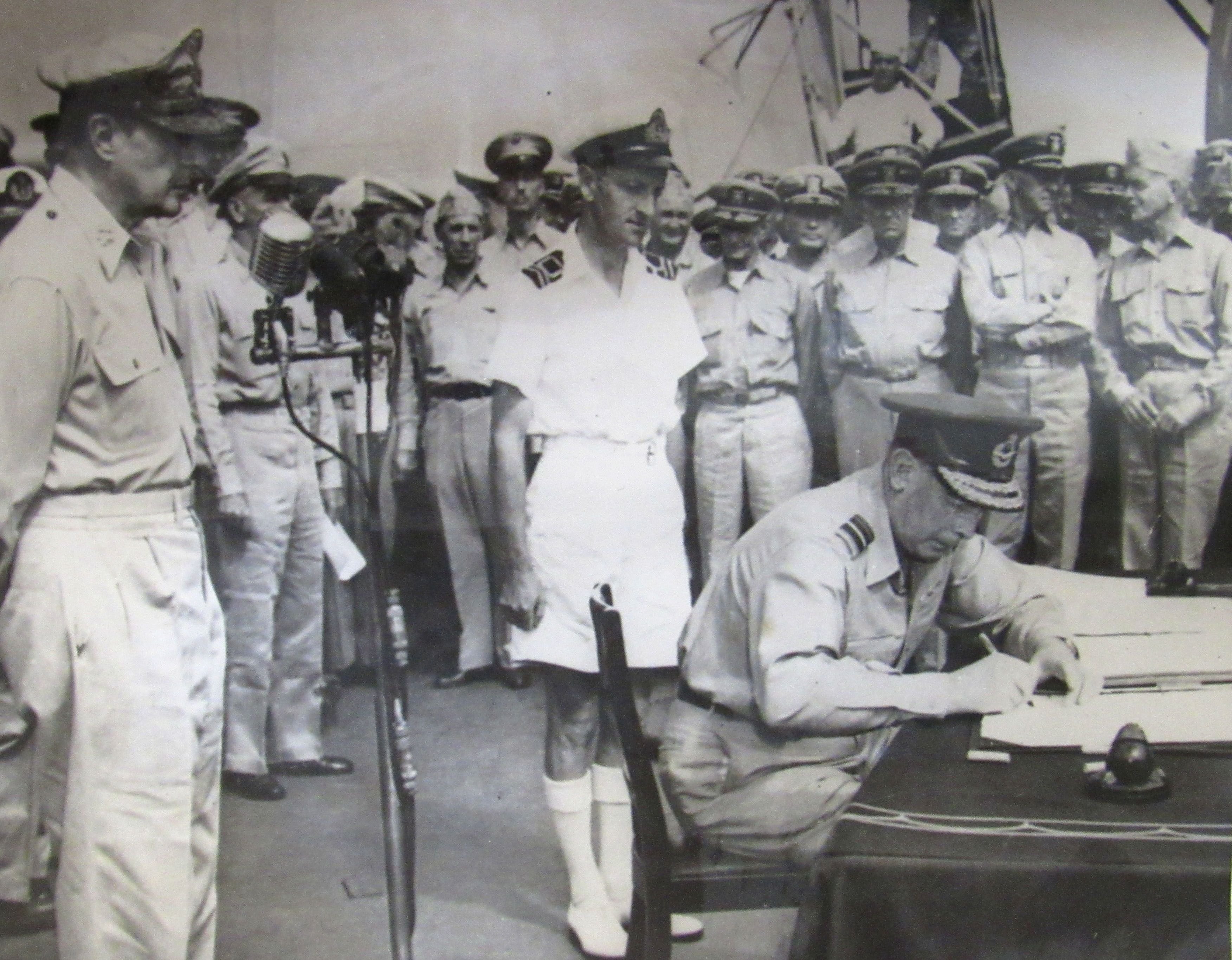japanese surrender Hiroo onoda walks out of the philippine jungle to surrender in 1974  the last  japanese soldier to come out of hiding and surrender, almost.