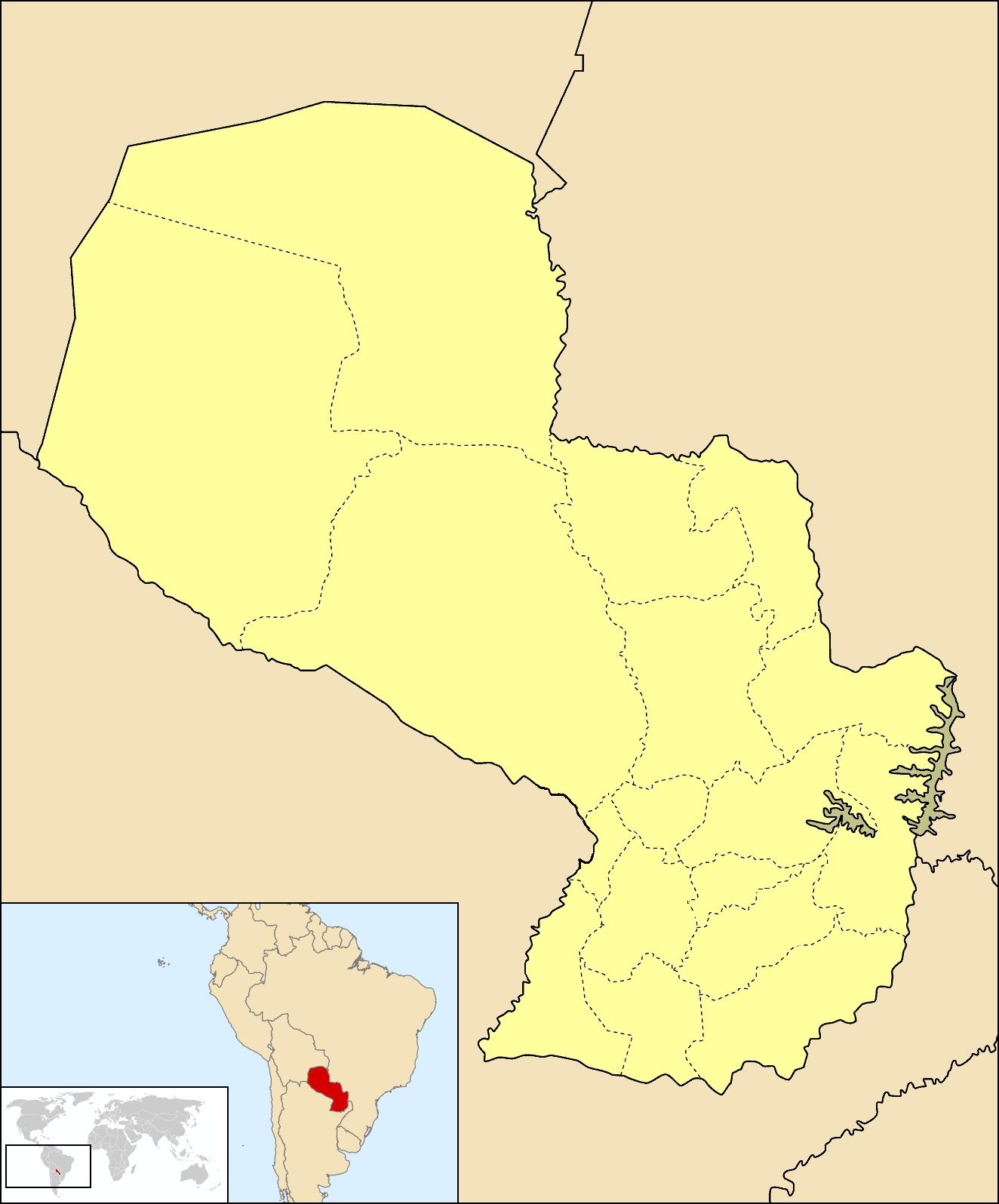 paraguay primera division