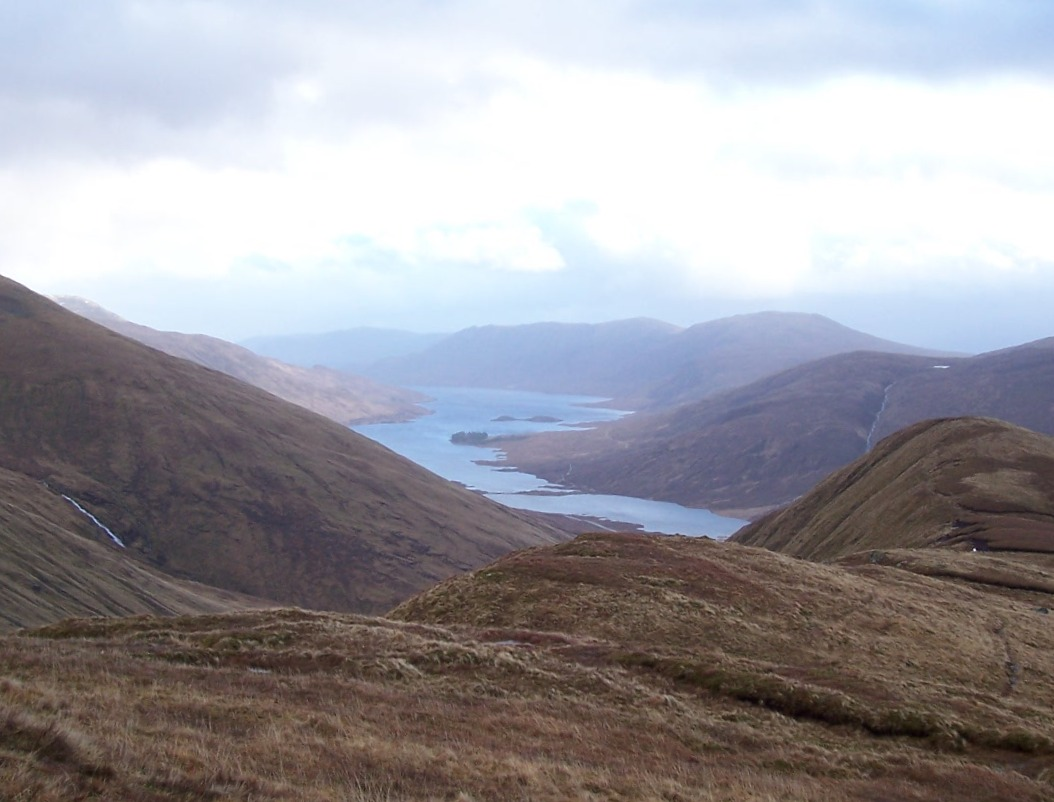 Loch Cluanie Wikipedia