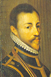 Louis of Nassau nobleman of the Netherlands; military leader in the Eighty Years War
