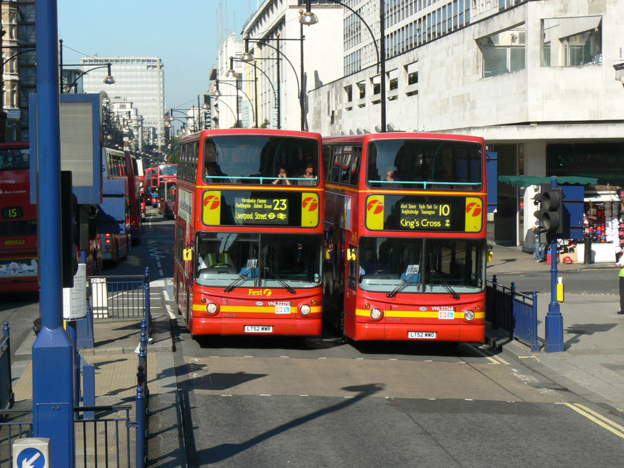 File London Bus Routes 23 And 10 Jpg Wikimedia Commons