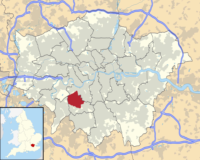 File:London Wikivoyage city regions maps   Wimbledon.png