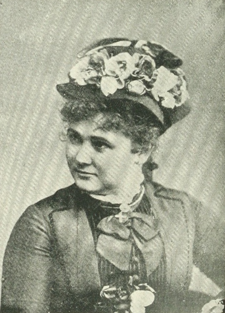 MINNIE HAUK A woman of the century (page 372 crop).jpg
