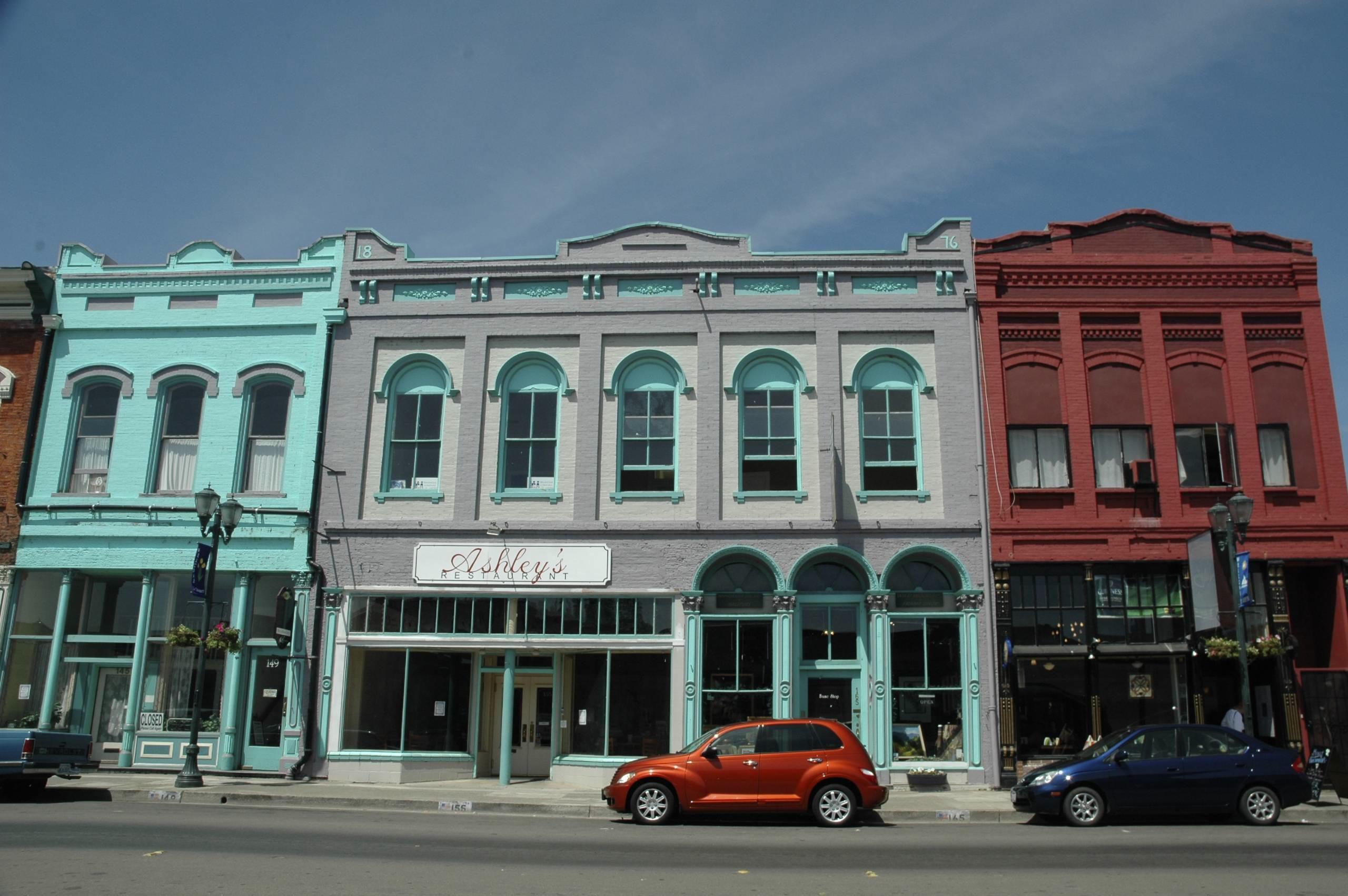 City Of Lakeport General Plan Designation