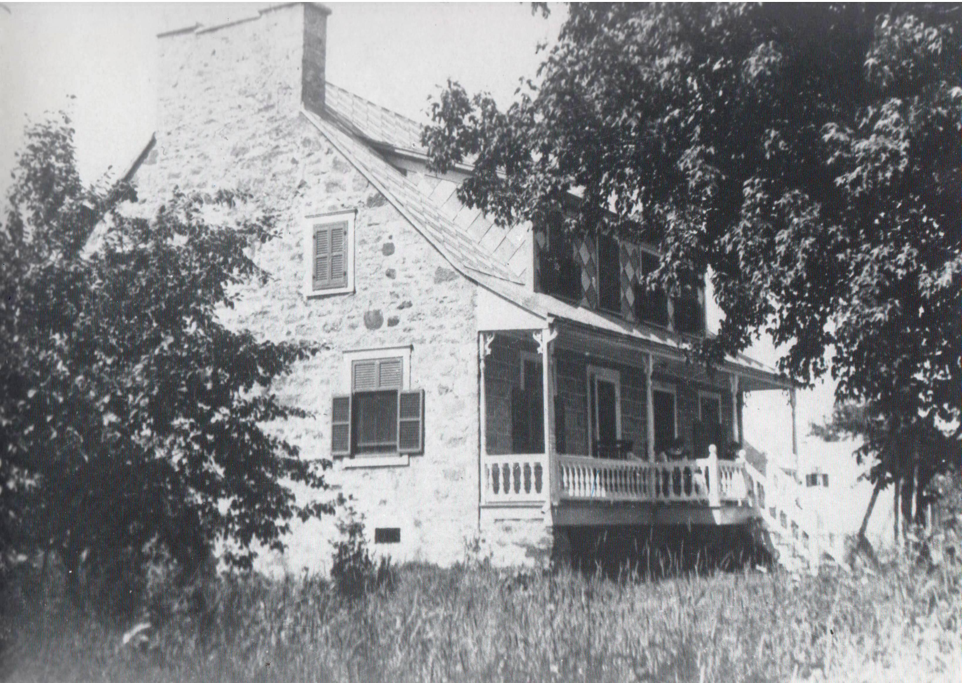 File maison brignon dit lapierre vers 1930 4251 for Maison la pierre