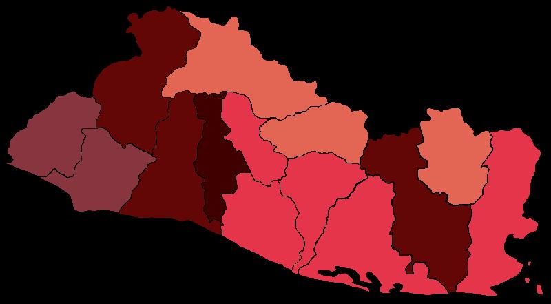 Covid 19 Pandemic In El Salvador Wikipedia