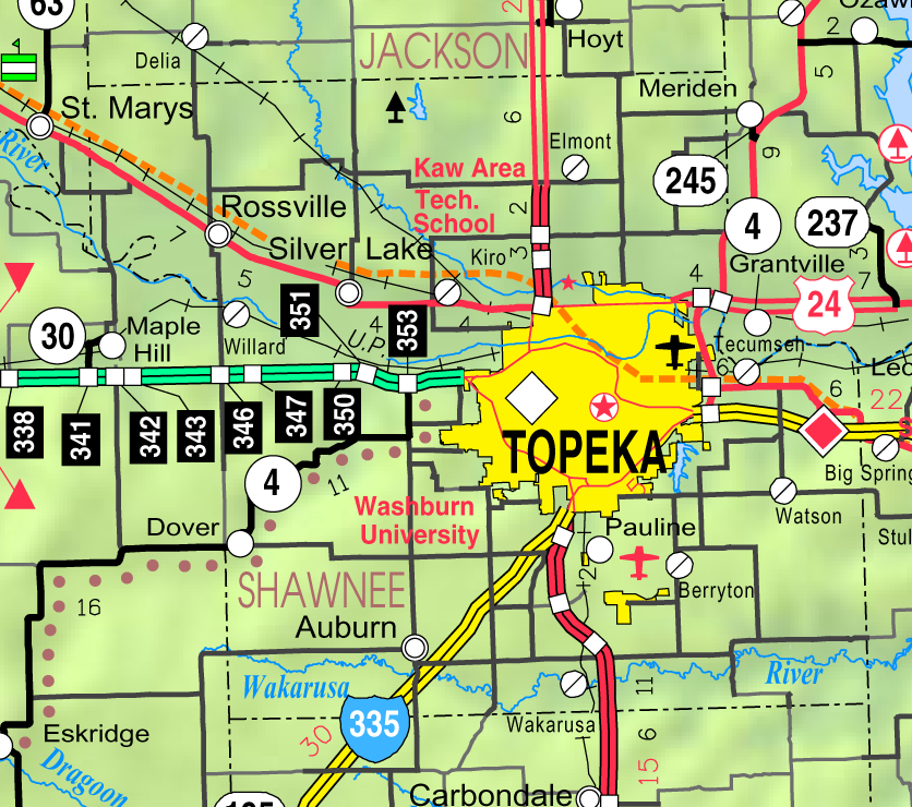 shawnee zip code map File Map Of Shawnee Co Ks Usa Png Wikimedia Commons
