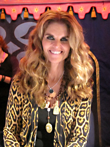 Maria Shriver at Womens Conference book signing October 2010