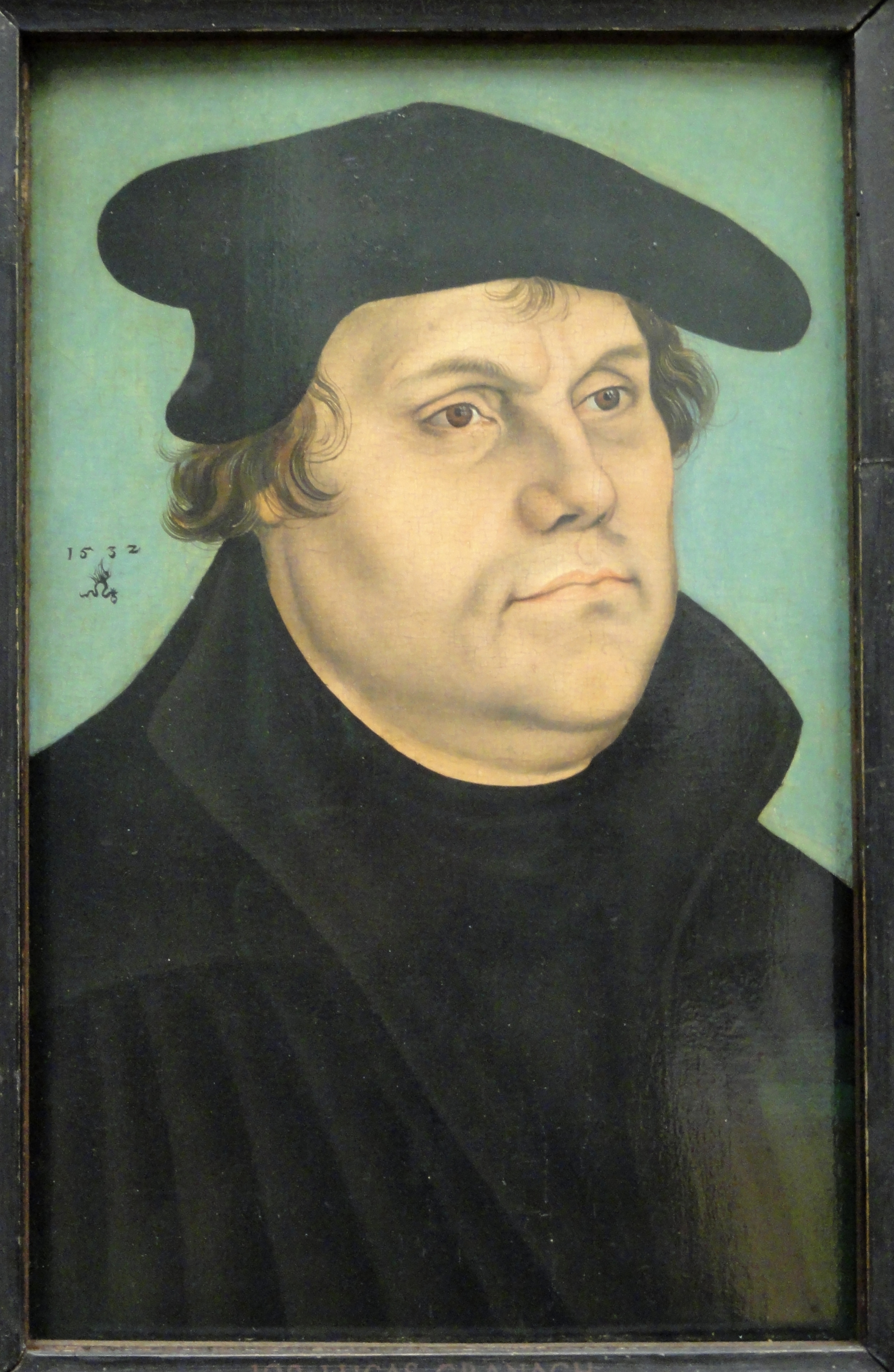 martin luther the founder of lutheranism The lutheran branch of christianity was named after one of the earliest protestants, martin luther his thesis, which asked questions about the beliefs of the catholic church, was nailed to the cathedral door.