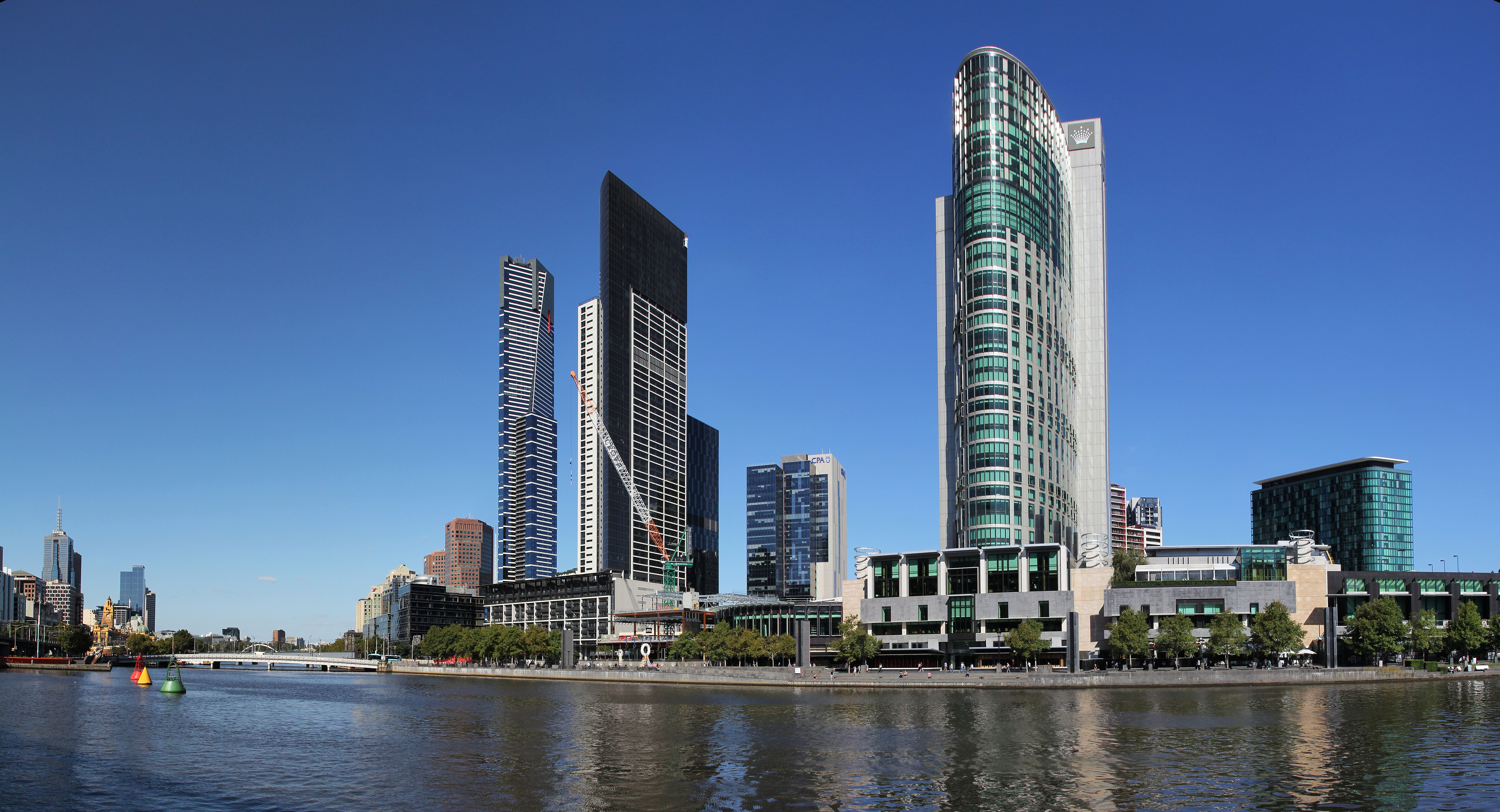 casino towers melbourne