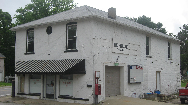 Milton Masonic Lodge and County General Store - Wikipedia