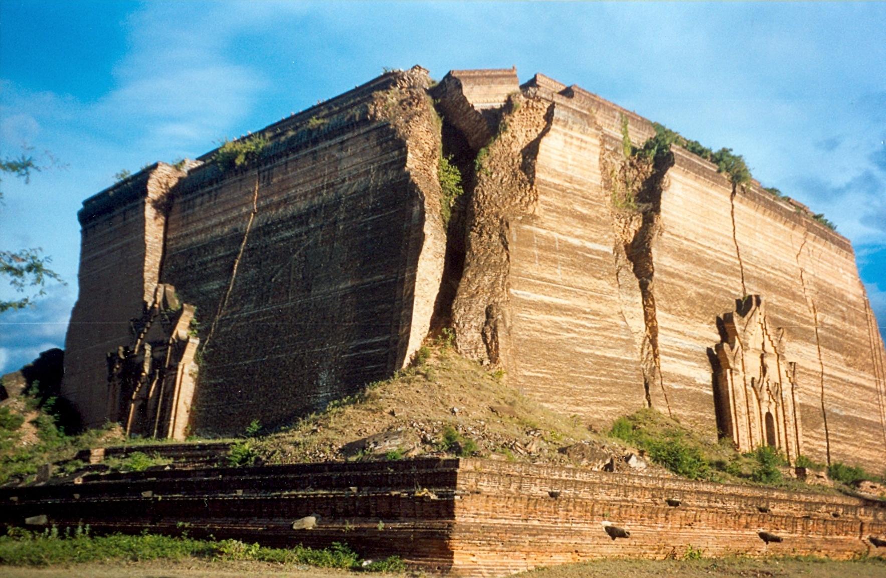 Image result for mantalagyi stupa