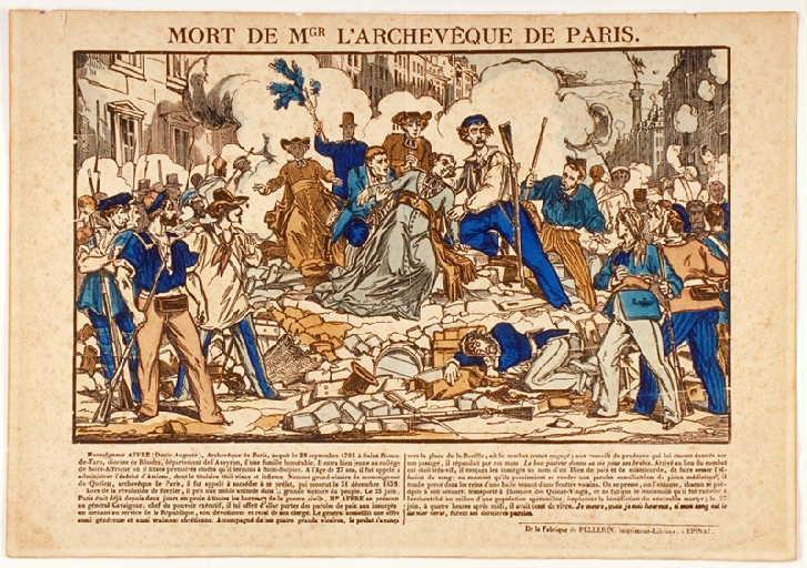 Mort de Mgr l'Archevêque de Paris.jpg