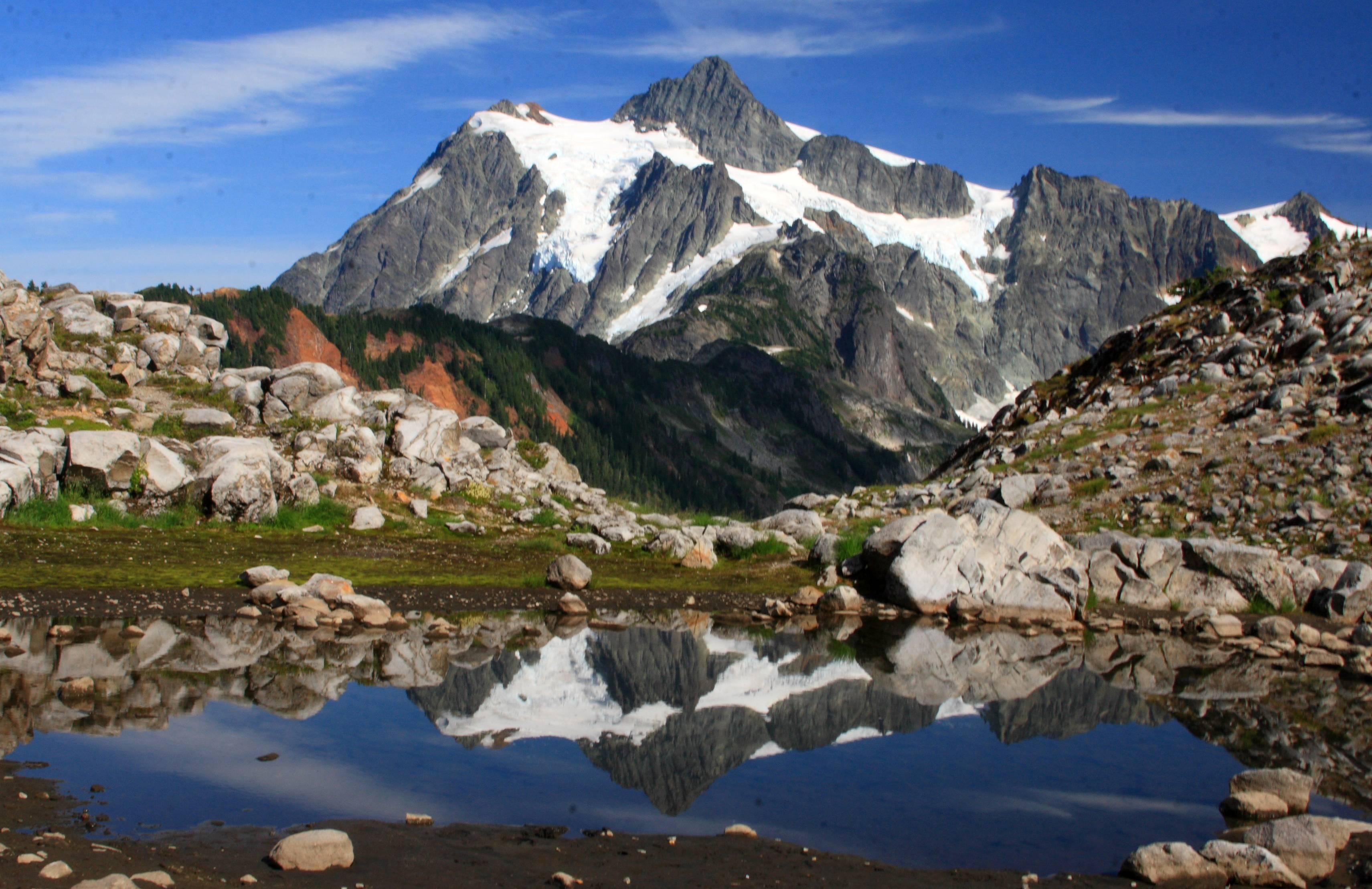 North Cascades Wikiwand - Us map cascades mountain range