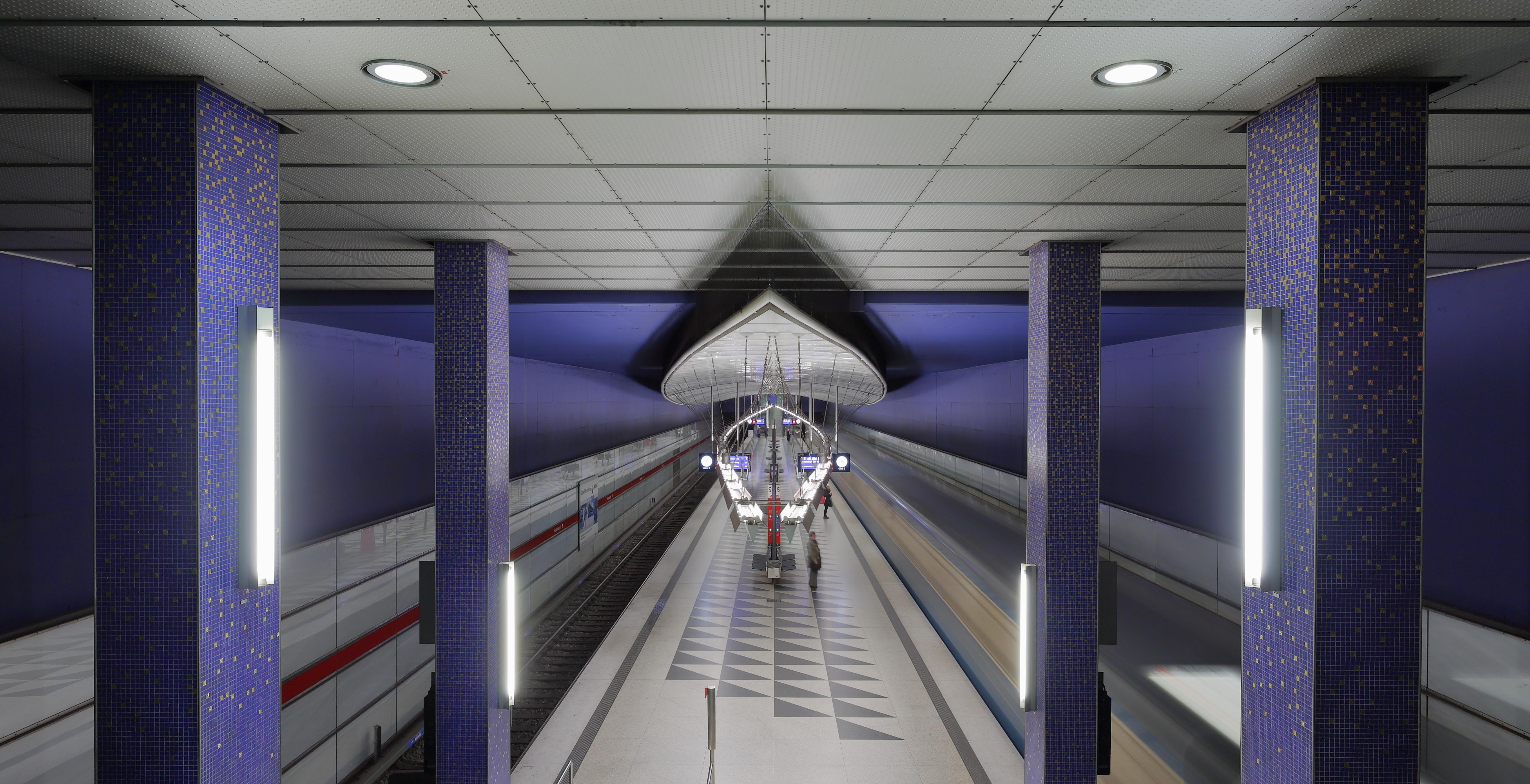 Hasenbergl (metropolitana di Monaco di Baviera)