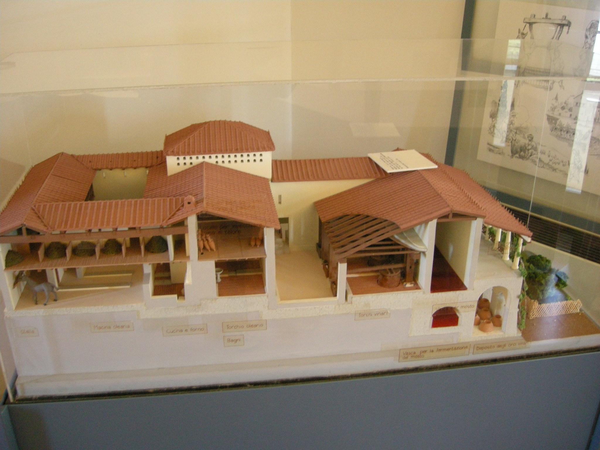 Villa Schiavistica Romana