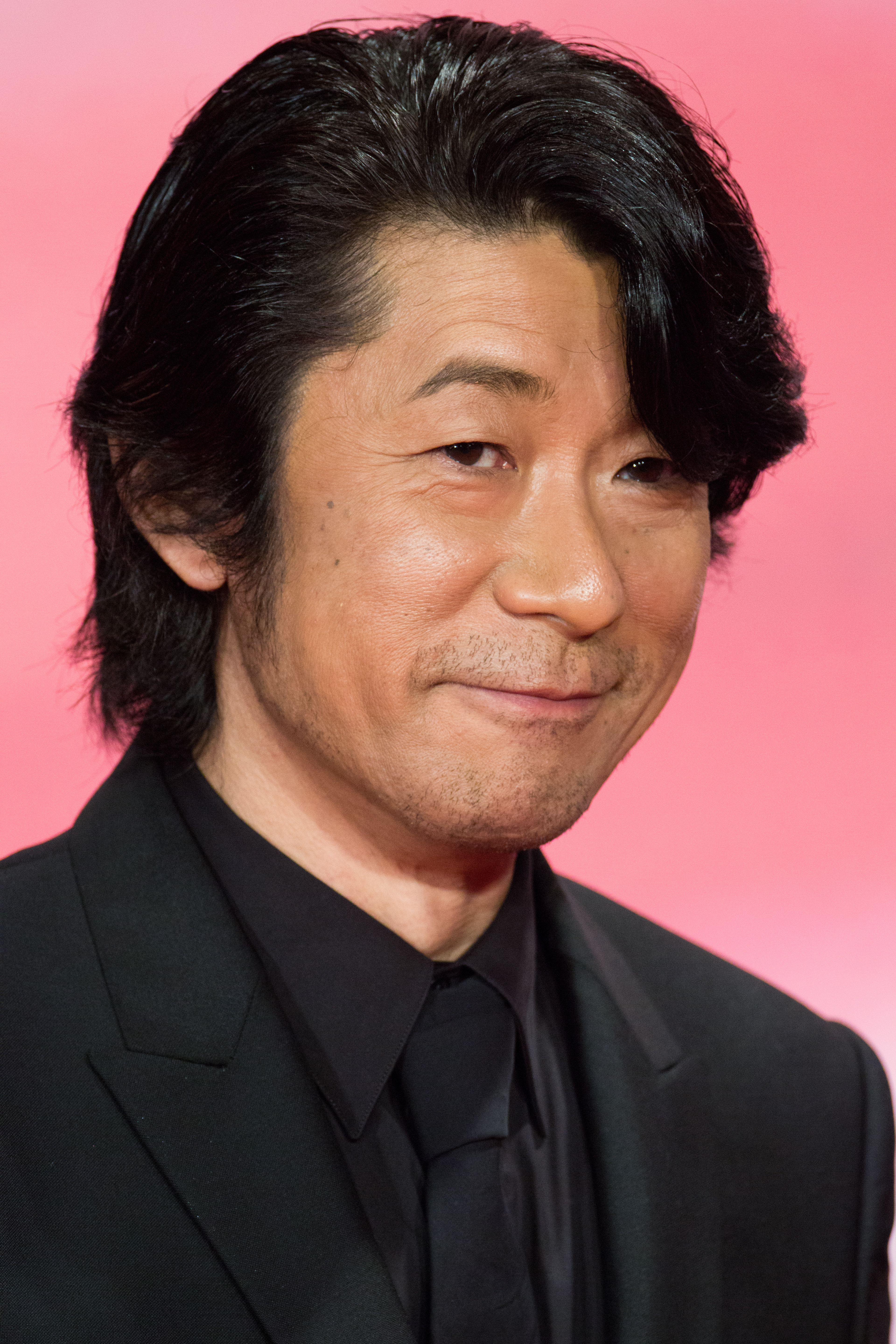 The 52-year old son of father (?) and mother(?) Masatoshi Nagase in 2018 photo. Masatoshi Nagase earned a  million dollar salary - leaving the net worth at 3 million in 2018