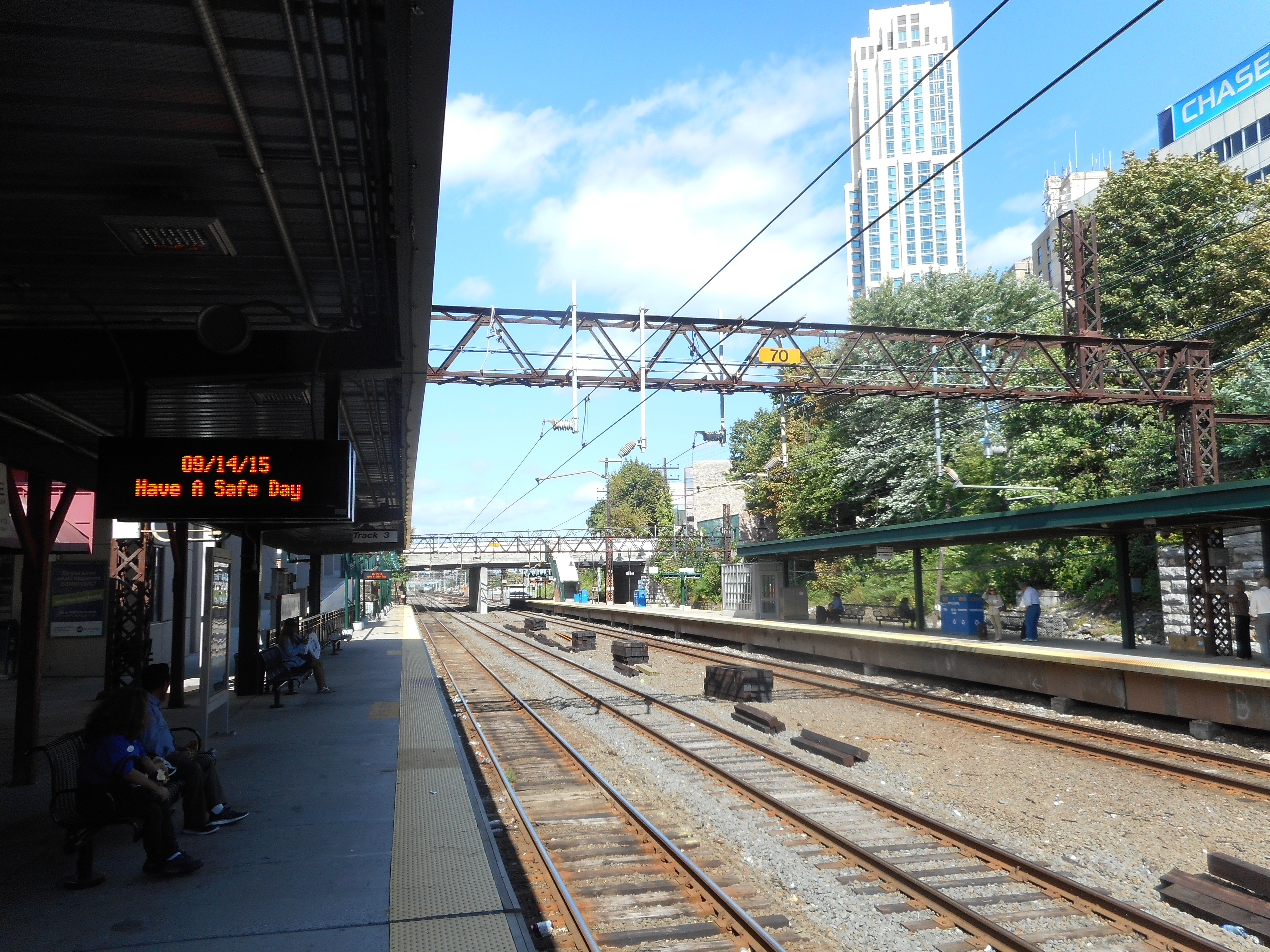 The alternative is to turn New Rochelle-Penn Station into a modernized regional rail line, run somewhat independently of the rest of Metro-North, with through-trains from the rest of the New .
