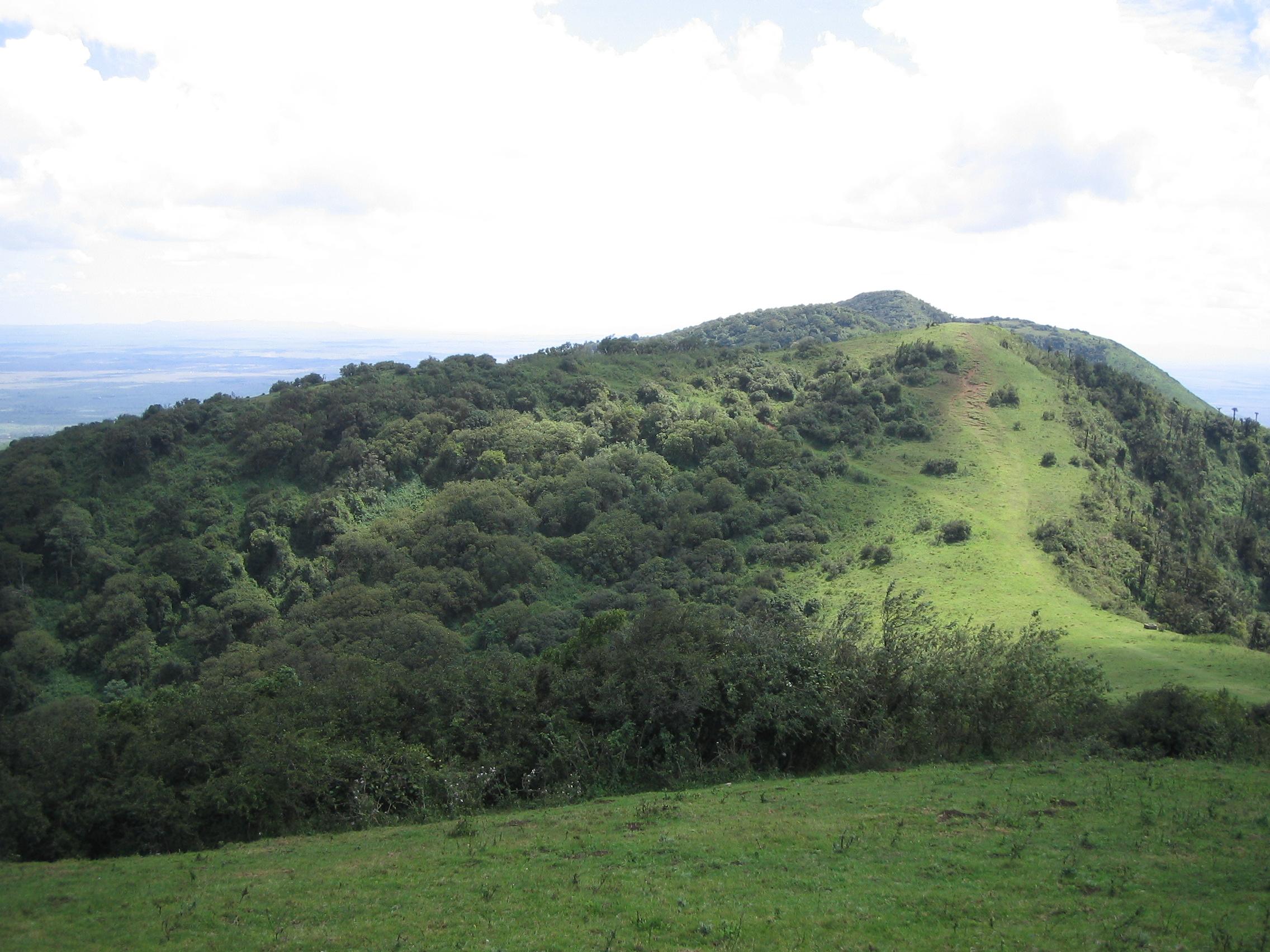 Description Ngong Hill...