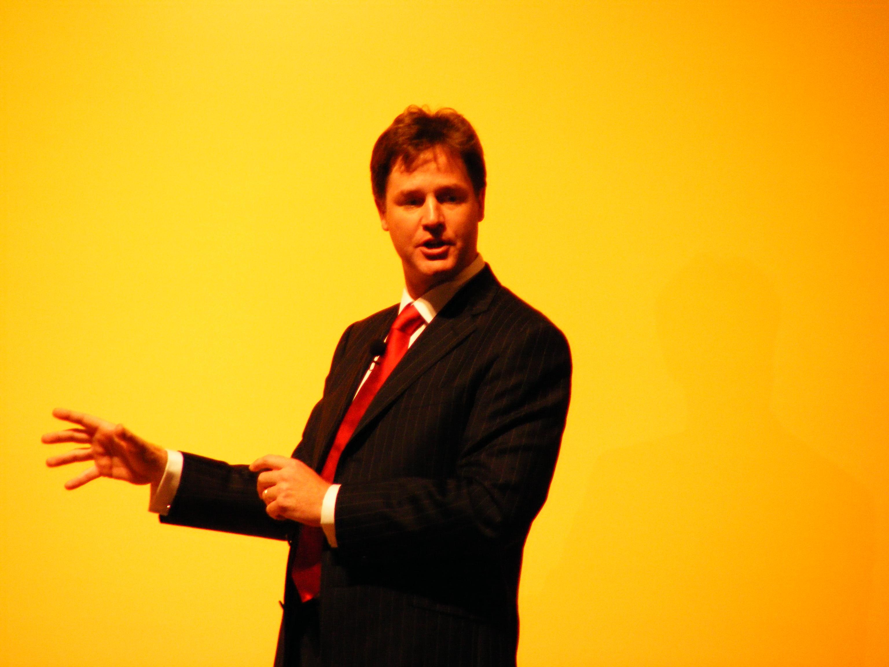 Nick Clegg photo #95196, Nick Clegg image