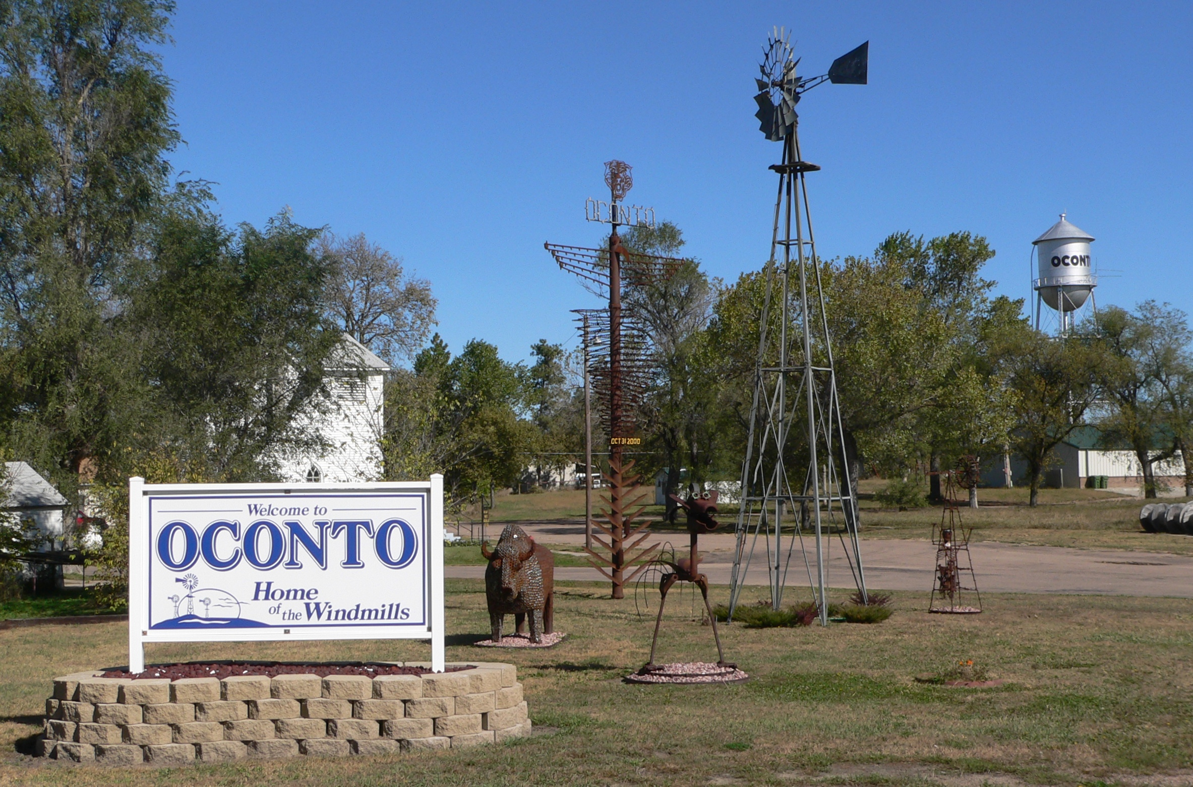 Oconto, Nebraska - Wikipedia, the free encyclopediaoconto village