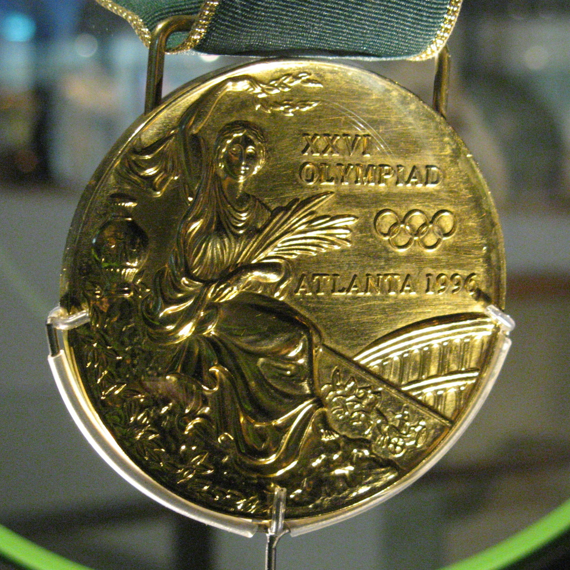 File:Olympic gold medal, Nova Peris, 1996, obverse.jpg ...