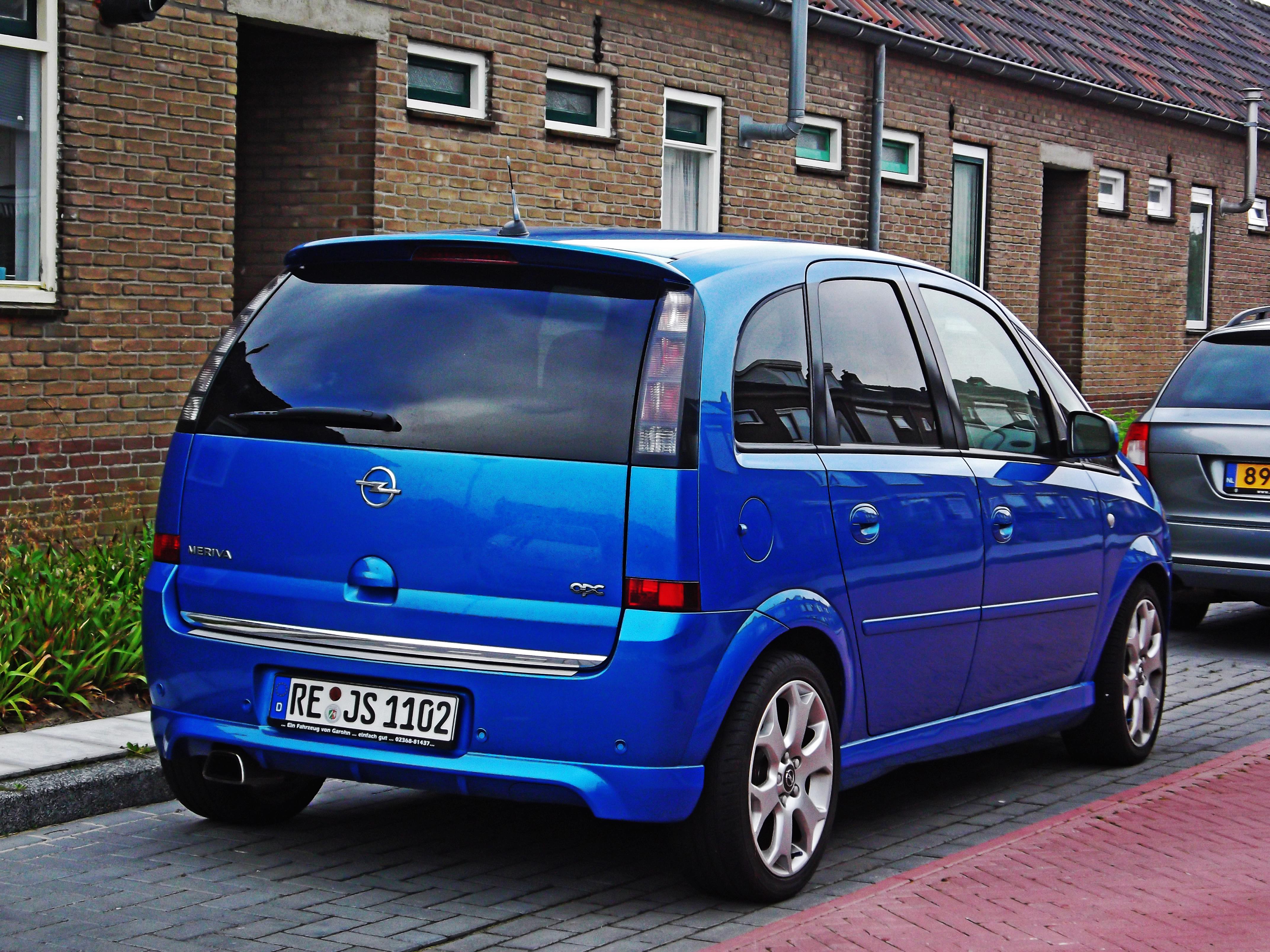 File Opel Meriva Opc 18205179538 Jpg Wikimedia Commons
