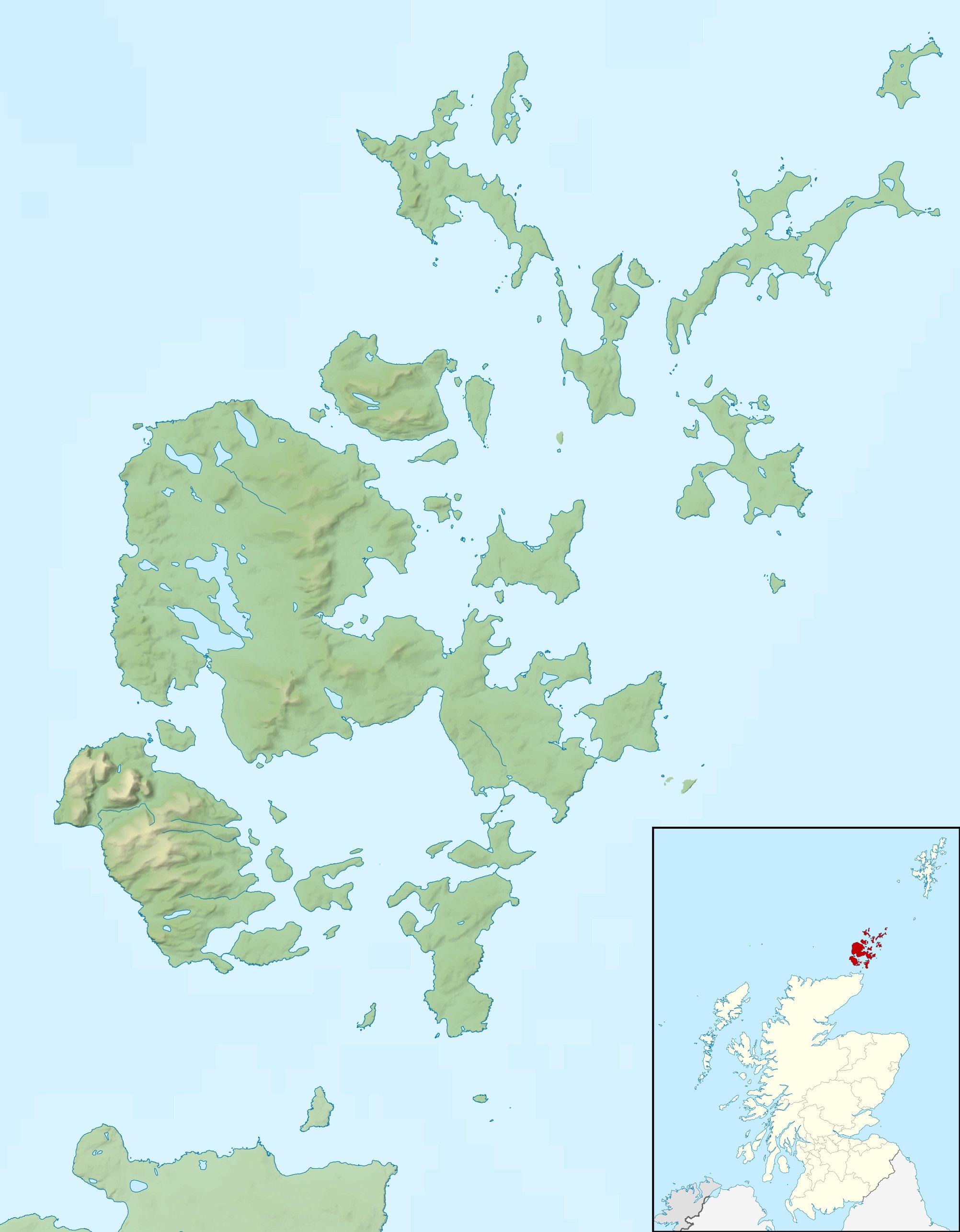 Orkneje Wikipedia