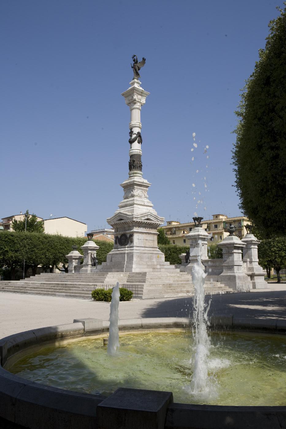 Monumento ai garibaldini santa maria capua vetere - Piscina santa maria capua vetere ...