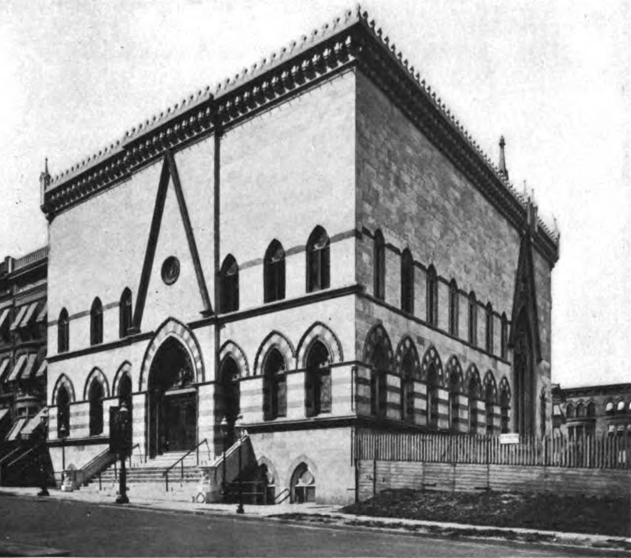 Our Lady Of Lourdes Church Manhattan Wikipedia