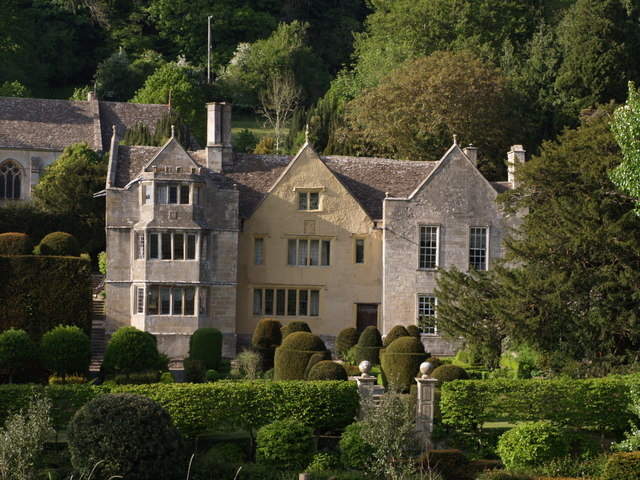 Owlpen Manor - geograph.org.uk - 427474