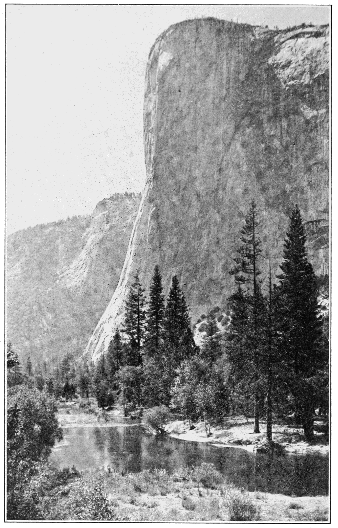 PSM V85 D074 El capitan 3100 foot sheer granite.png