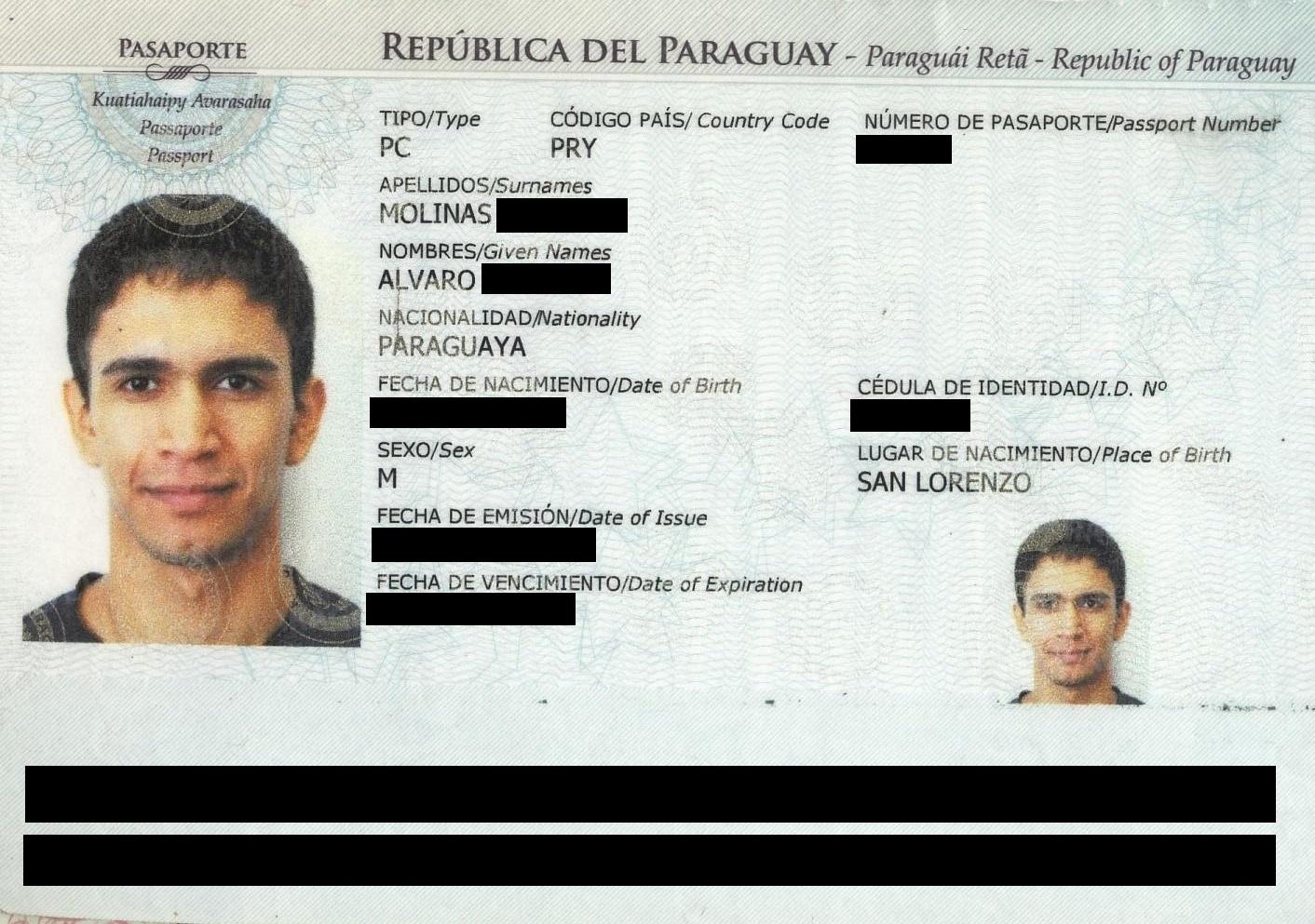 Archivo:Pas paraguay.JPG - Wikipedia, la enciclopedia libre