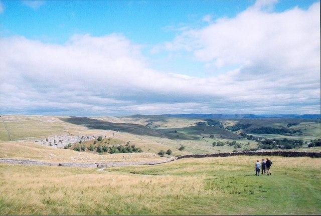 Path across Ewe Moor - geograph.org.uk - 297602