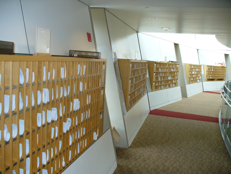 הפצת מסמכים בעידן בפרה-דיגיטלי - היום ניהול מסמכים הרבה יותר קל