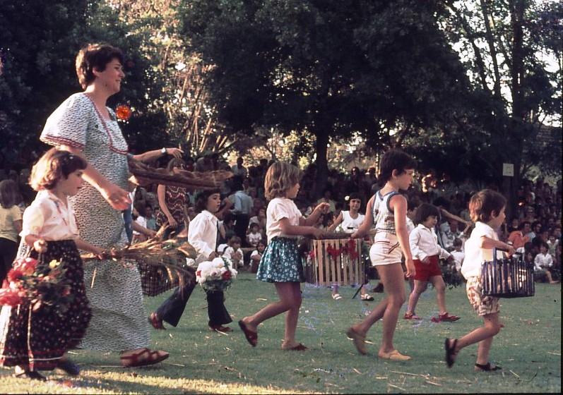 גן-שמואל-חג ביכורים 1982