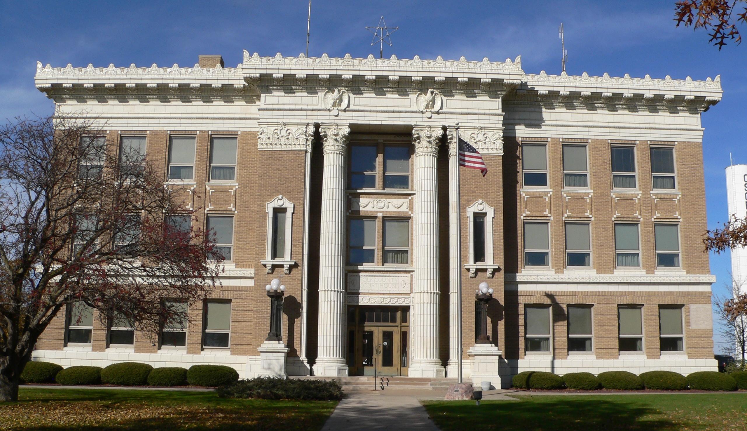 Polk County Courthouse (Nebraska) - Wikipedia