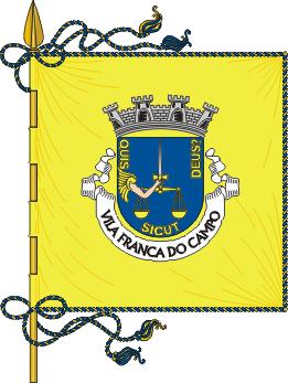 Bandeira de Vila Franca do Campo