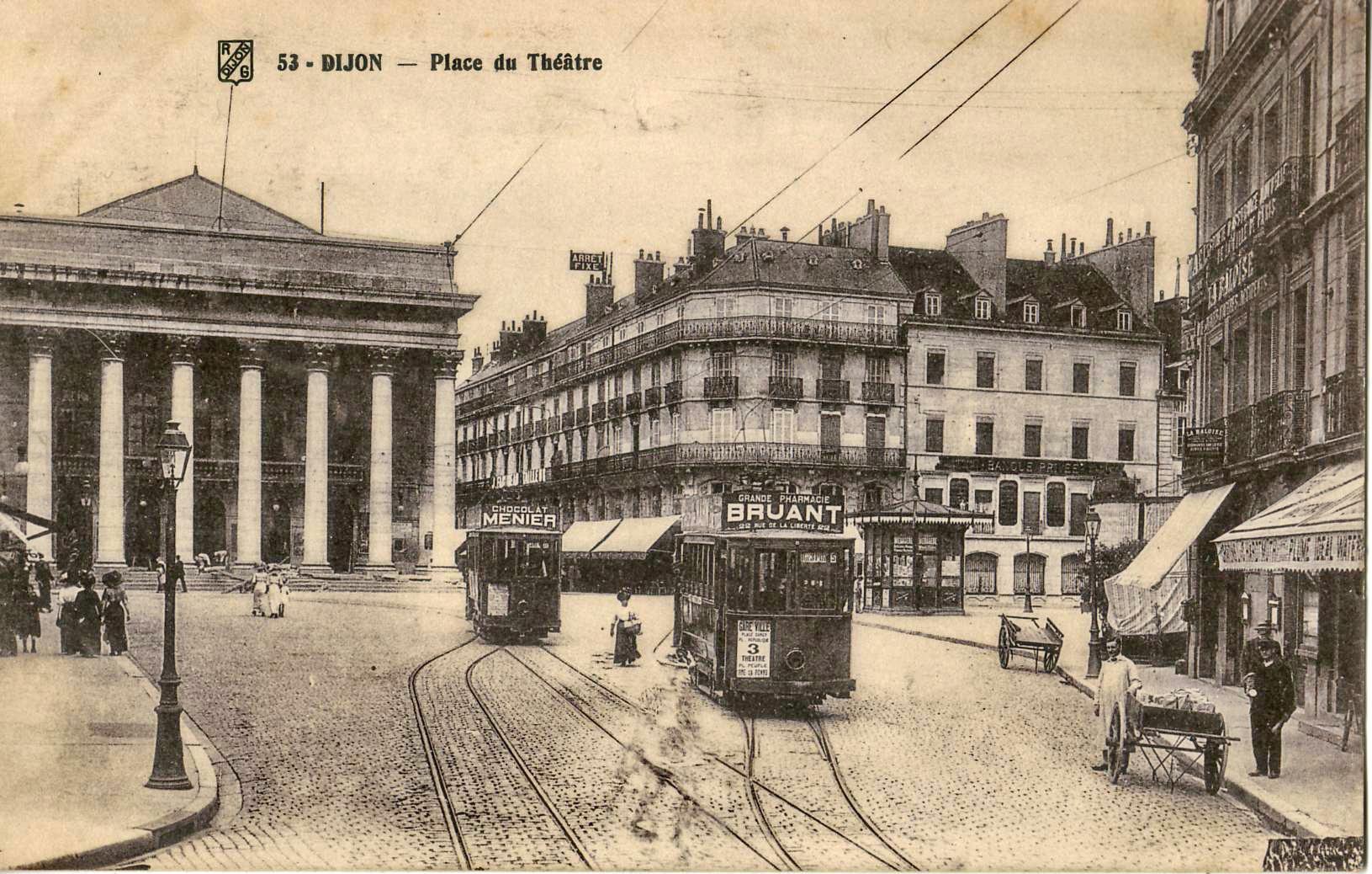 Tranvías de Dijon