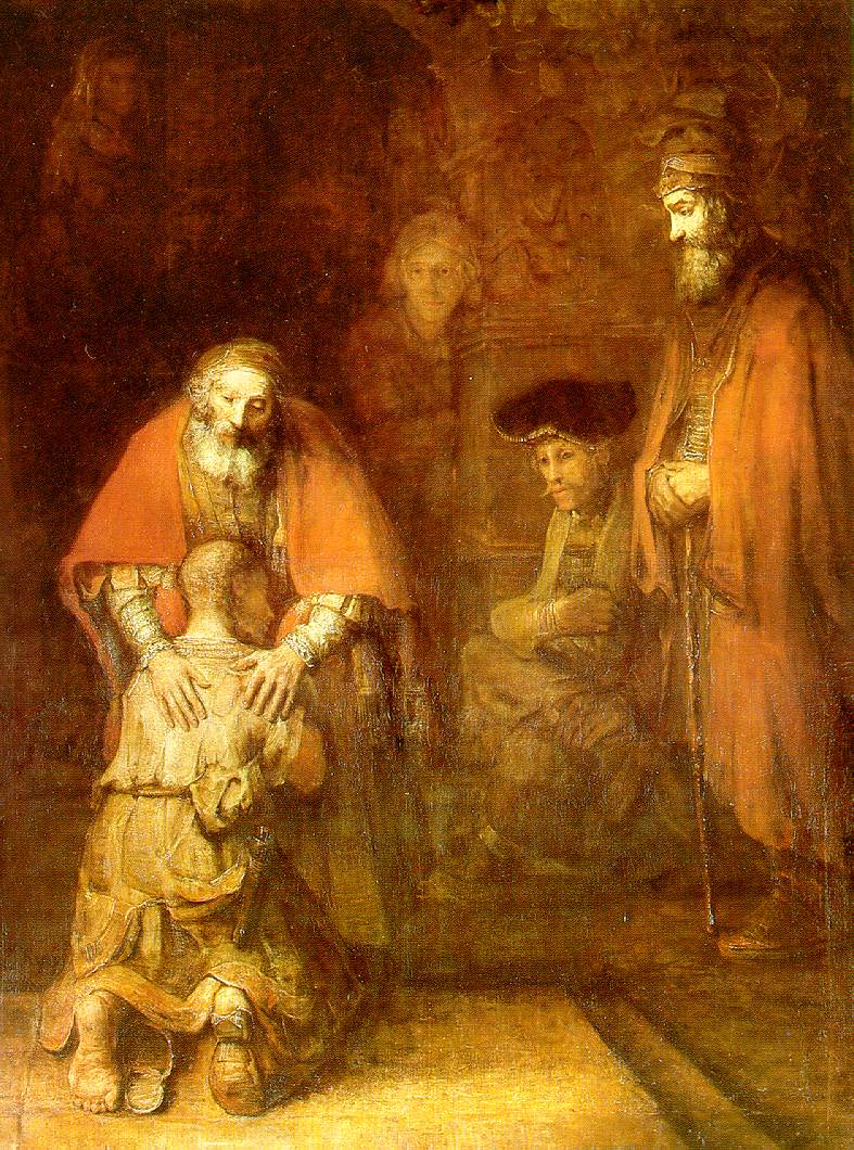 A True Story of Forgiveness: Return of the Prodigal Son